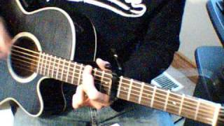 Original Tune (8th fret capo)- Pat Rice
