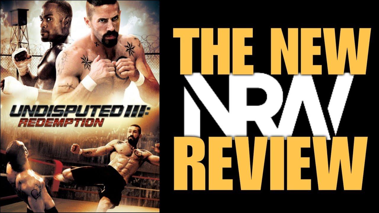 Download Undisputed 3: Redemption Review! #TheNewRevieW! #NRW! #NerdsRuleTheWorld! #undisputed3