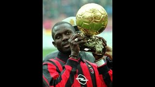 Best African football Players of the years 1991 - 2000