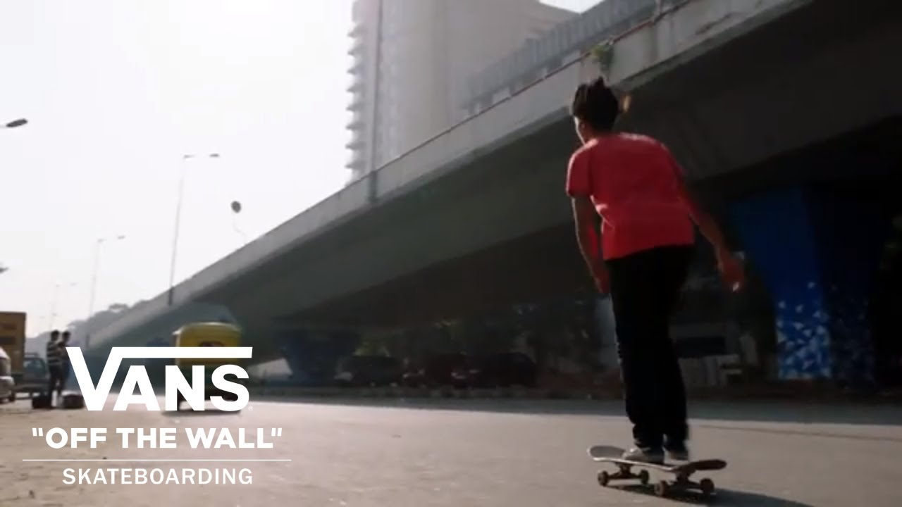 6e9fccedc6 Atita and Lizzie Bring Girl Skateboarding Power To India