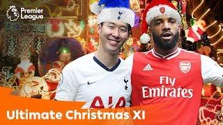 The ULTIMATE Premier League Christmas XI