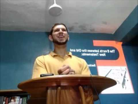 Lesson 1:  New Testament Survey Introduction