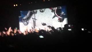 Skrillex set opener crazy drop! 11/10/2011
