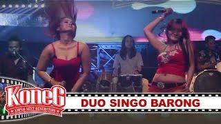 Gambar cover KONEG LIQUID feat Duo Singo Barong (LIA CAPUCINO & RITA RATU TAWON) - Marai Cemburu  [Liquid Cafe]