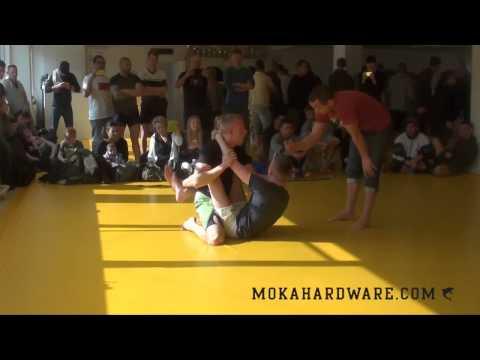 DGL 2 Runden 2015 Mads Bjørn mikenta vs linus boesen Renegade MMA