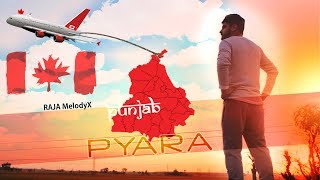 Punjab Pyara | RAJA MelodyX  | Being King Music 👑