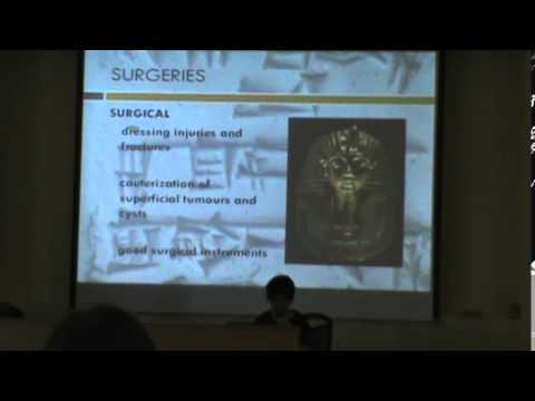 2015 03 12 History of Medicine lecture
