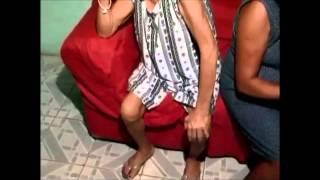 MÃE MORRE DE DESGOSTO AO PERDER SEU FILHO AS DROGAS
