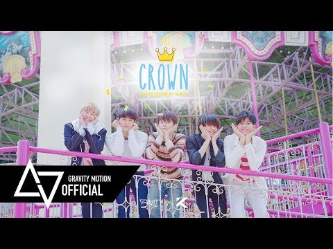 """[ GRAVITY x K-BOY ] M/V Dance Cover TXT """"CROWN"""" From Thailand"""