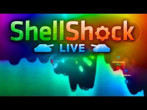 PAGING DOCTOR DREDD! - ShellShock Live with SideArms!