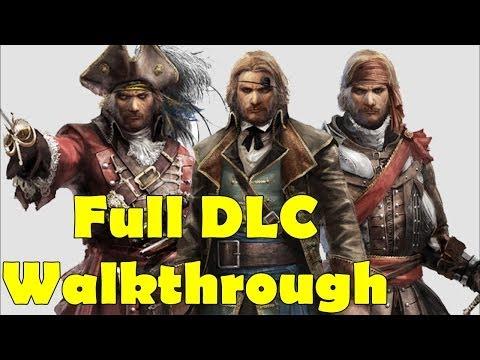 Assassin's Creed 4 Black Flag Illustrious Pirate Full Walkthrough Complete Captain Morgan 1080p IV