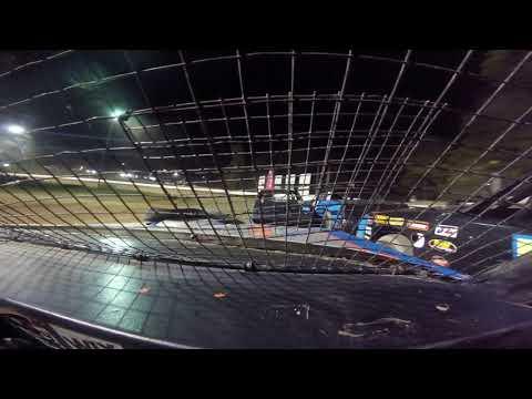 Kyle Deneen Bedford Speedway 9/27/19 In Car Camera Feature Part 1