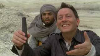 lost benjamin linus baton from the shape of things to come