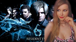 видео: Resident Evil 6   ПОЛНОЕ ПРОХОЖДЕНИЕ НА РУССКОМ ЯЗЫКЕ   ОБЗОР   СТРИМ 4
