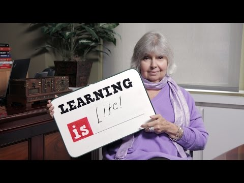 Learning is... Life | Russell Sarder featuring Robin Morgan | Series 115