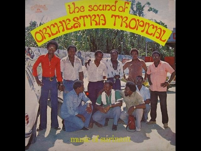 Orchestra Tropical_The Sound Of Orchestra Tropical (Album) 1979