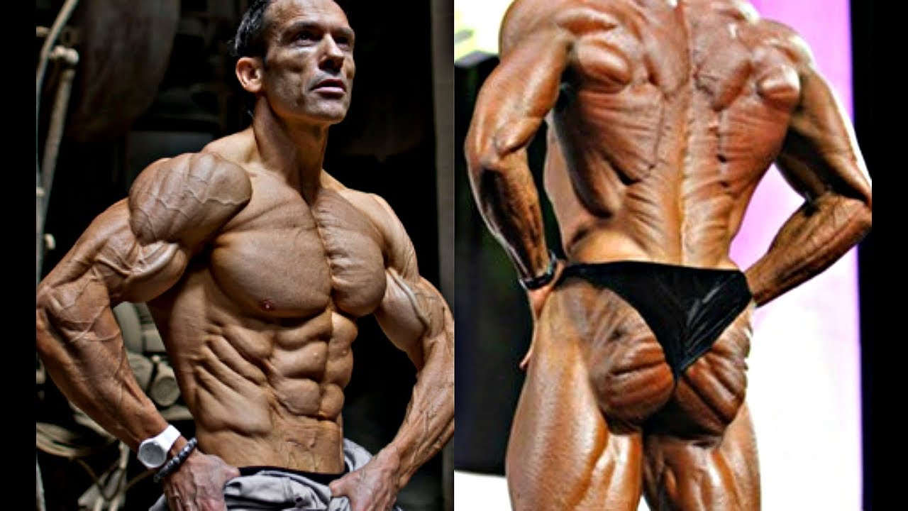 Top 5 Most Ripped Bodybuilders Ever - YouTube