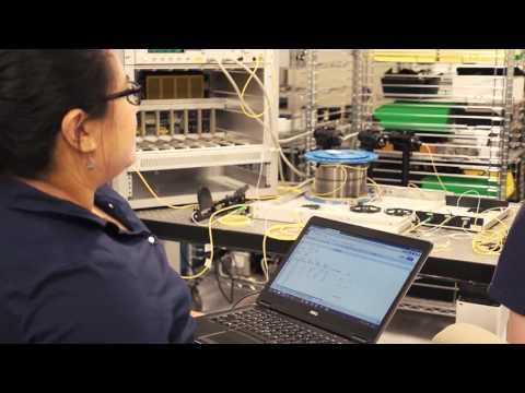 Course Spotlight: Advanced Fiber Optic Laboratory