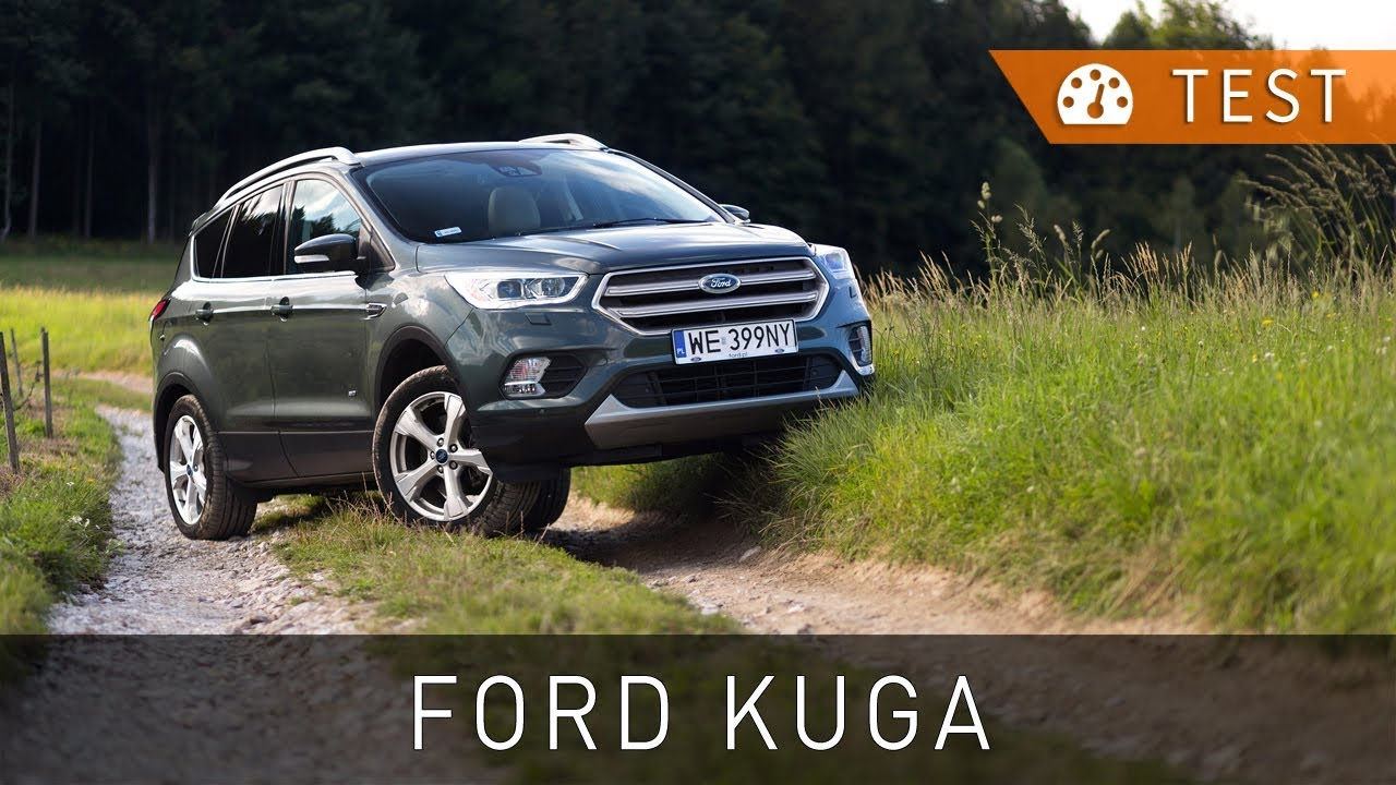ford kuga 2 0 tdci 150 km awd titanium 2017 test pl. Black Bedroom Furniture Sets. Home Design Ideas