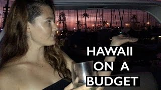How to live cheap in Hawaii IN STYLE! you need to watch this! - vlog24