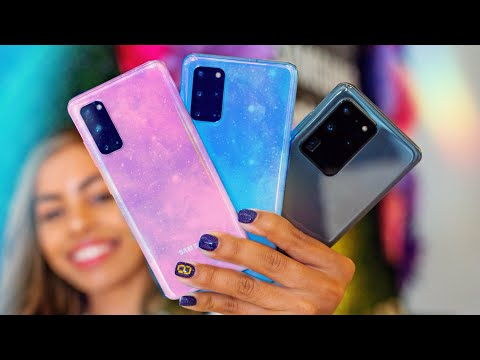 trying-the-galaxy-s20-😍-hand-on!