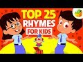 Top 25 Rhymes For Kids   Non Stop Compilation   Magicbox English