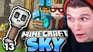 DAS MINECRAFT FREEDOM RÄTSEL & NEUE ZAUBERSTÄBE! ✪ Minecraft Sky #13   Paluten