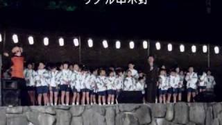 鹿児島で公演された、田中星児withハッピーブリンデンのコンサートの様...
