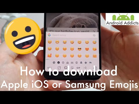 How To Download Apple IOS/Samsung Emojis On Android (Huawei/Honor Phones)