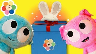 Playing Hide And Seek at The Playground | Pretend Play Toys Compilation for Kids | BabyFirst TV