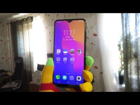 Обзор Vivo Y91C, недорогого капельного смартфона