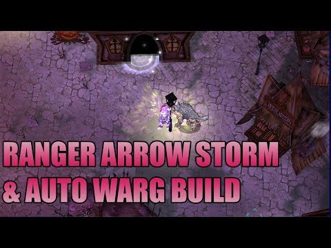 RANGER ASPD + ARROW STORM BUILD BUAT FARMING DAN MVP AN