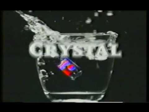 Crystal Pepsi launch ad - 1-minute version - 1993