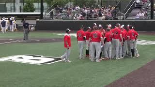 Game Highlights of Spring Boys Varsity Baseball Massapequa VS Baldwinsville 6/09/2018