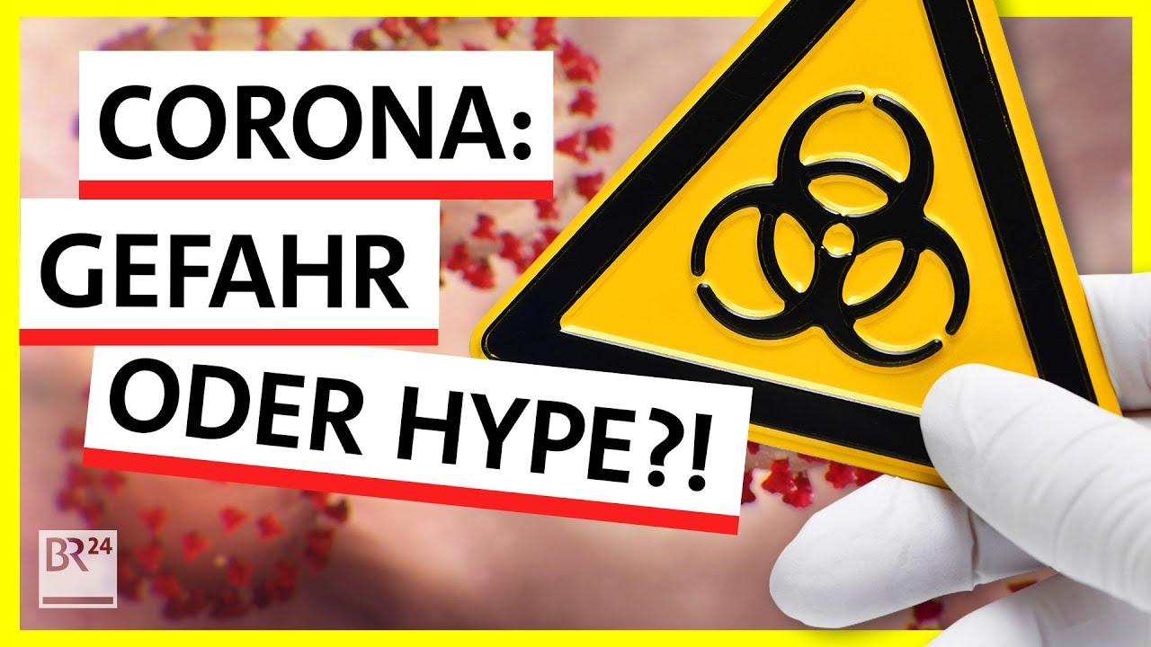 Corona-Virus im Alltag: Echte Gefahr oder übertriebene Panikmache? | Possoch klärt | BR24