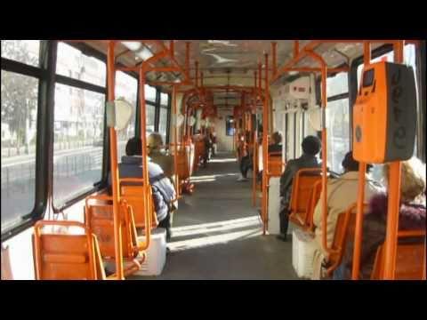 Anunt vocal in tramvaiul 133 al liniei 34 - RATB