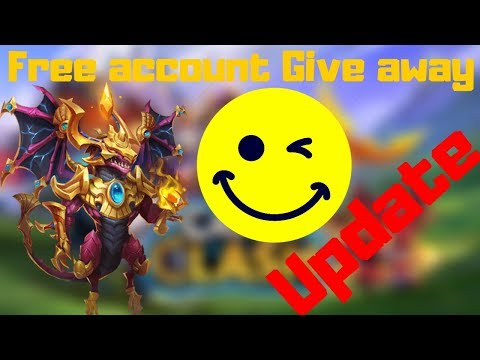 Android L Account Give Away L New Hero L Castle Clash