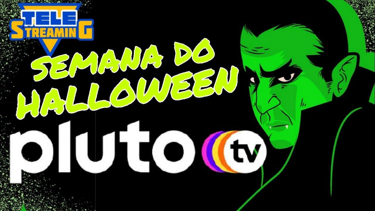 Download PLUTO TV, SEMANA DO HALLOWEEN