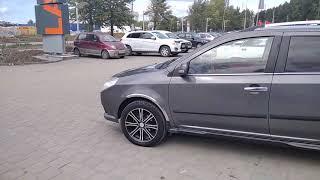 Видеопрезентация автомобиля Geely MK Cross
