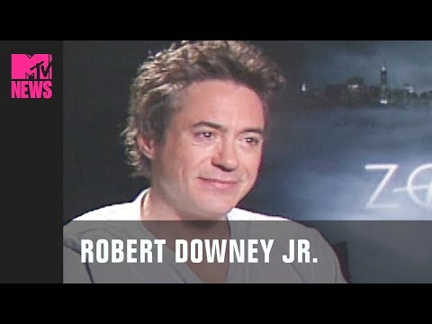 Robert Downey Jr. on Being Cast as Iron Man (2007)   #TBMTV