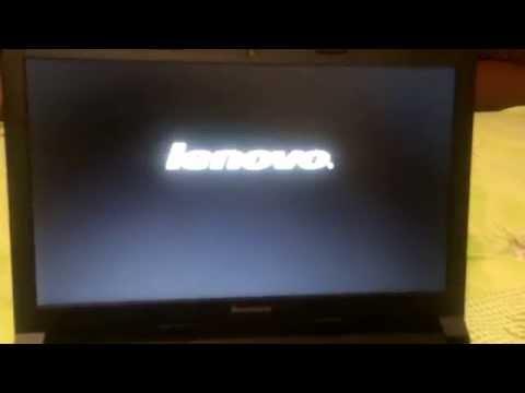 Как зайти в биос на ноутбуке lenovo g50 45