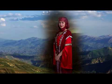 Смотреть клип Екатерина Черноусова -Sareri Hofin Mernem -  армянская народная песня онлайн бесплатно в качестве