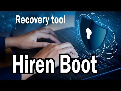 Hiren Boot Complete Tutorial ? Features Explained ?
