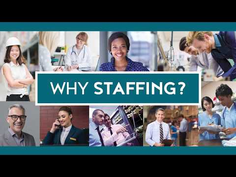 Why Staffing?