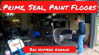 Prime, Seal, Paint: Firewall & Floors, Bad Hombre Garage Ep. 29