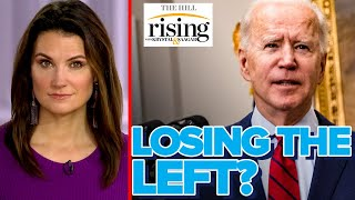 Krystal Ball: How Biden LOST The Left In A Single Day