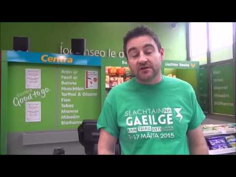 Seachtain na Gaeilge Gaillimh le Ros na Rún