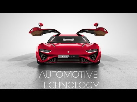 Future Cars & its Technology