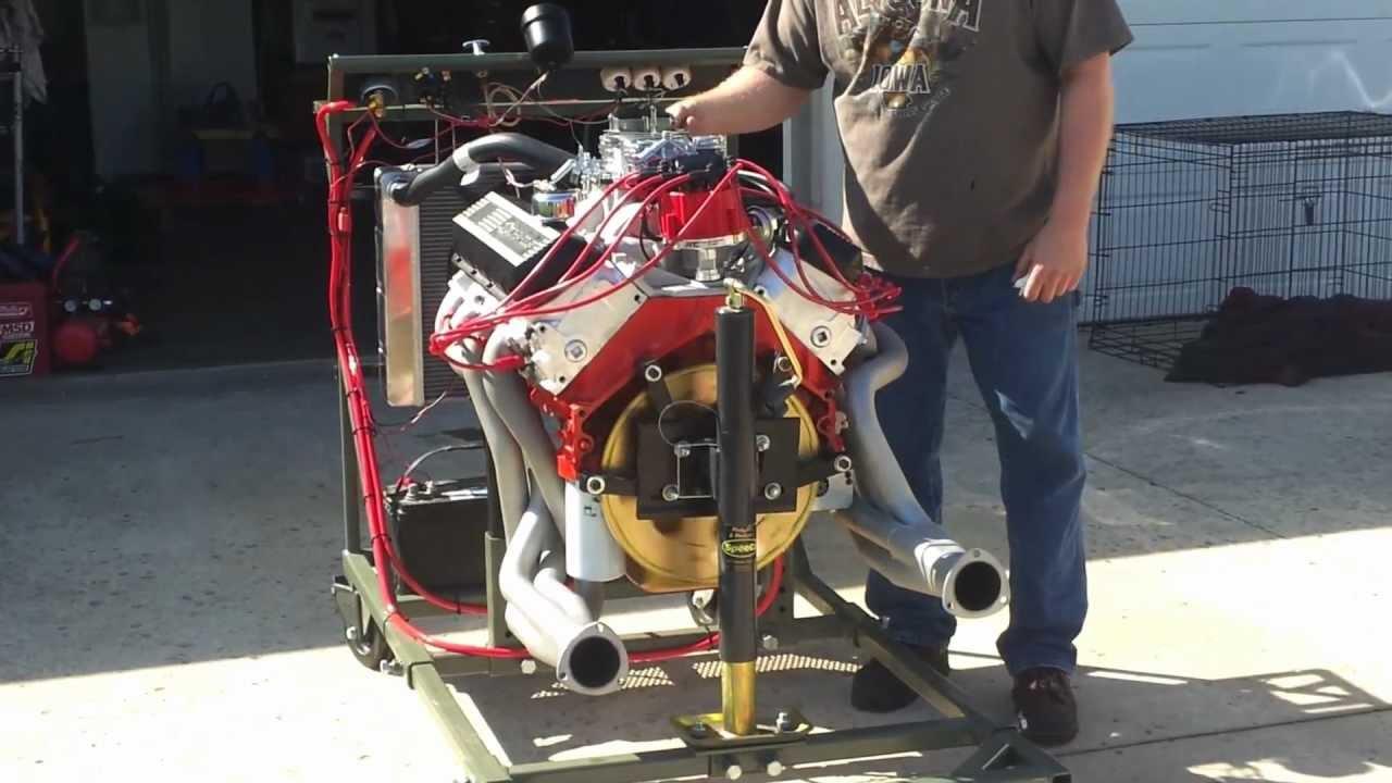 wiring an engine start stand up [ 1280 x 720 Pixel ]
