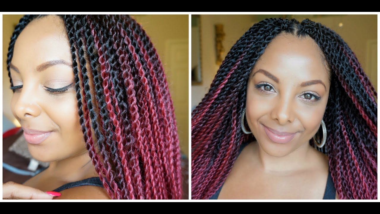 Freetress Long Senegal Twists - FIRST